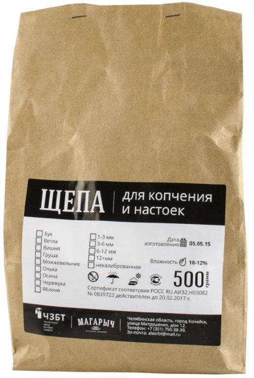 Щепа Яблоня, 400 гр