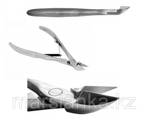 NE-11-14 (K-01) Кусачки профессиональные для кожи Staleks (режущая часть - 14мм), фото 2