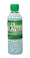 Пластиковые шарики для страйкбольного оружия ASG BB Blaster, Калибр: 6,0, 3000 шт., 0,23 г, Цвет: Белый, Упако