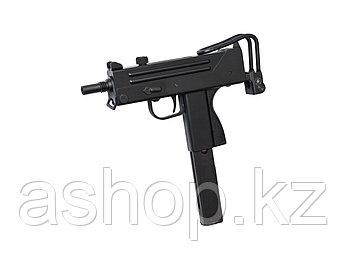 Пистолет-пулемёт для страйкбола ASG Ingram M11, Калибр: 6,0 мм, Дульная энергия: 0,9 Дж, Ёмкость магазина (бар