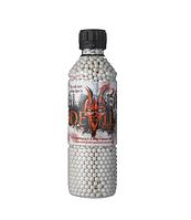 Пластиковые шарики для страйкбольного оружия ASG BB Blaster Devil, Калибр: 6,0, 3000 шт., 0,25 г, Цвет: Белый,