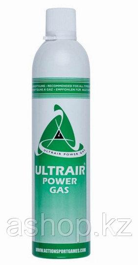 Газ для страйкбольного оружия ASG ULTRAIR Power, Упаковка: Бутылка, (14571)
