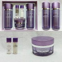 Cellio Collagen Skin Care 3pc Set -Набор для лица с коллагеном