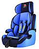 Автокресло детское Little Car 515B 9-36кг. синий