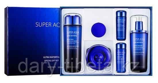 MISSHA Super Aqua Ultra Waterfull Special Set -Интенсивно увлажняющий набор по уходу за лицом