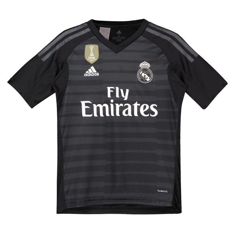 Детская форма Реал Мадрид-оригинал18/19
