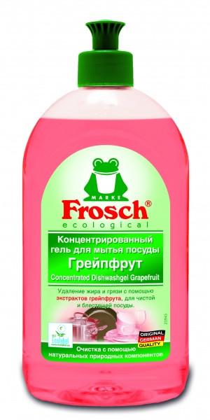Гель-концентрат для мытья посуды «Грейпфрут» (500 мл)