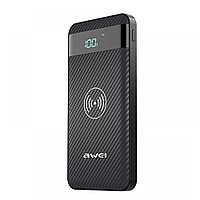Powerbank Awei P55K Wireless Charger 10000 mAh, фото 1