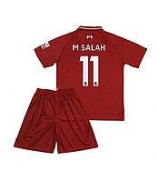 Форма (Liverpool) - Детская M.SALAH 11 (сезон 18/19)