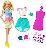 Кукла Барби модница с комплектом одежды Crayola, фото 1