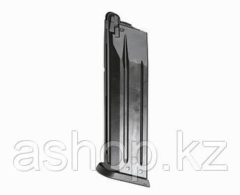 Магазин для страйкбольного пистолета ASG CZ P-09 Duty, Объем: 25 зарядов, (17657)