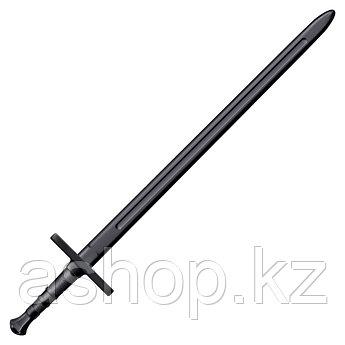 Меч тренировочный Cold Steel Hand and a Half Training Sword, Общая длина: 1110 мм мм, Толщина лезвия: 2,5 см,