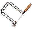 Лобзики ручные Knew Concept Titanium, глубиной реза 75мм, 125мм, 200мм, фото 6