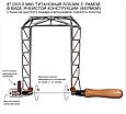 Лобзики ручные Knew Concept Titanium, глубиной реза 75мм, 125мм, 200мм, фото 7