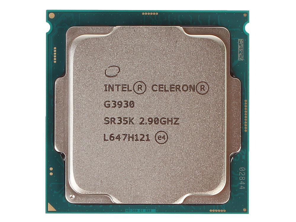 Процессор Intel Celeron G3900, 2.8 GHz, S-1151