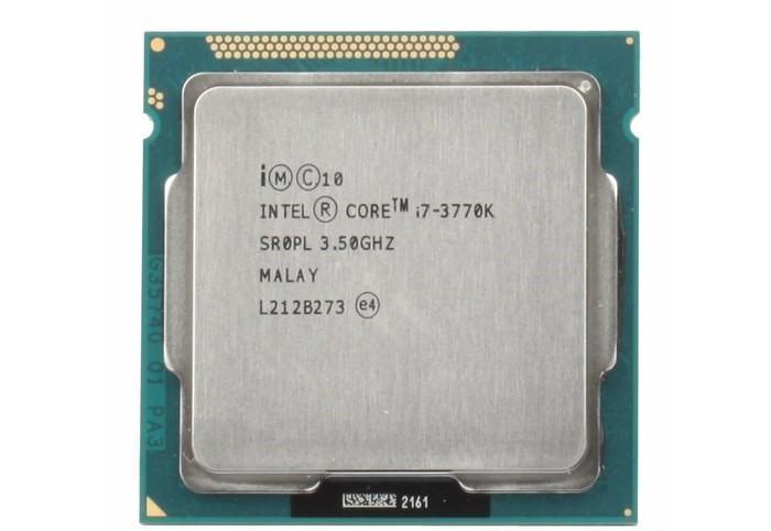 Процессор Intel Core i7-3770, 3.4GHz, S-1155