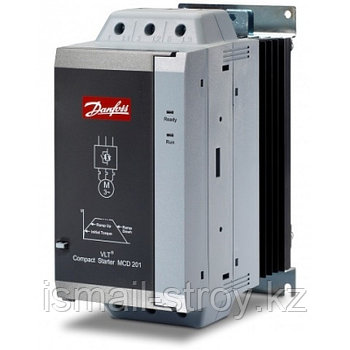 Устройство плавного пуска VLT MCD 201. 175G5176 кВт 7,5