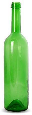 Бутылка 0,75 л винная