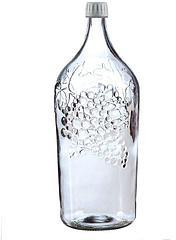 Бутылка 2 литра Виноград