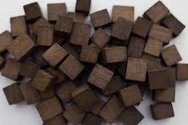 Дубовые сегменты(КУБИКИ), 50 гр