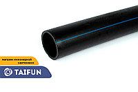 Полиэтиленовая труба  -  д. 40 sdr17 - 3 мм  10 атм., фото 1