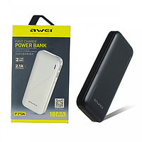 Powerbank Awei P75K 10000 mAh, фото 1