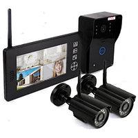 Беспроводной видеодомофон Skynet, фото 1