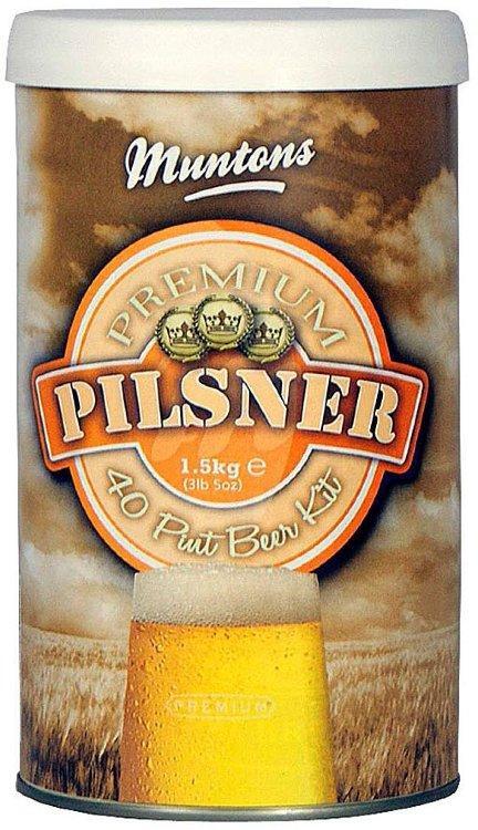 Muntons Pilsner 1.5 кг