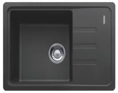 GrantFest-Eco Мойка Eco-15 2 чаши 740*480 (черный)