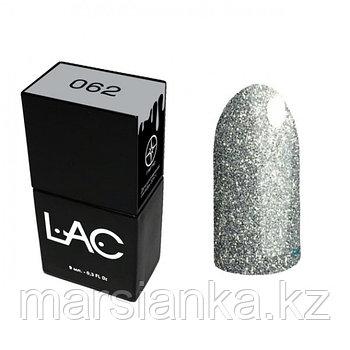 Гель лак LAC 062, 9мл
