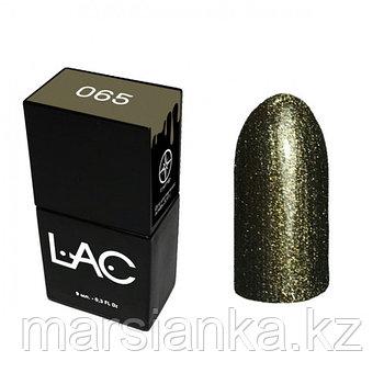 Гель лак LAC 065, 9мл
