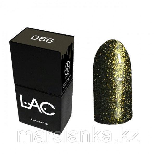 Гель лак LAC 066, 9мл