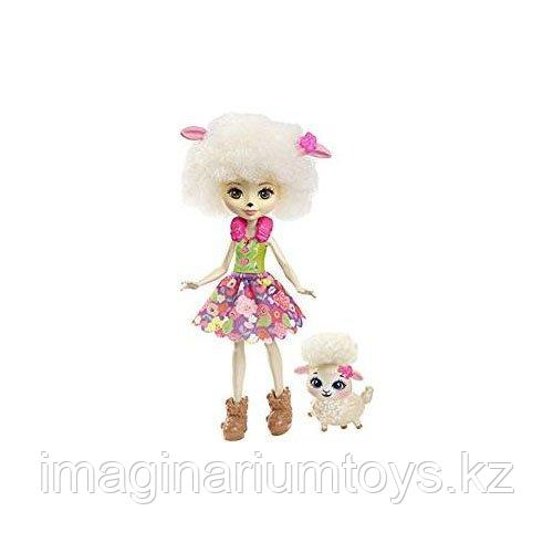 Кукла Enchantimals Лорна Барашка