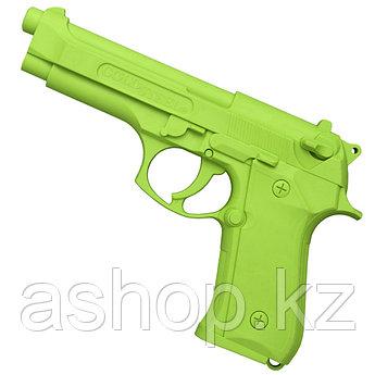 Пистолет тренировочный Cold Steel Model 92 Rubber Training, Общая длина: 215 мм мм, Толщина лезвия: 2,5 см, Ма