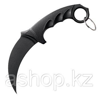Нож тренировочный Cold Steel FGX Karambit, Общая длина: 210 мм мм, Толщина лезвия: 1,05 см, Длина клинка: 100