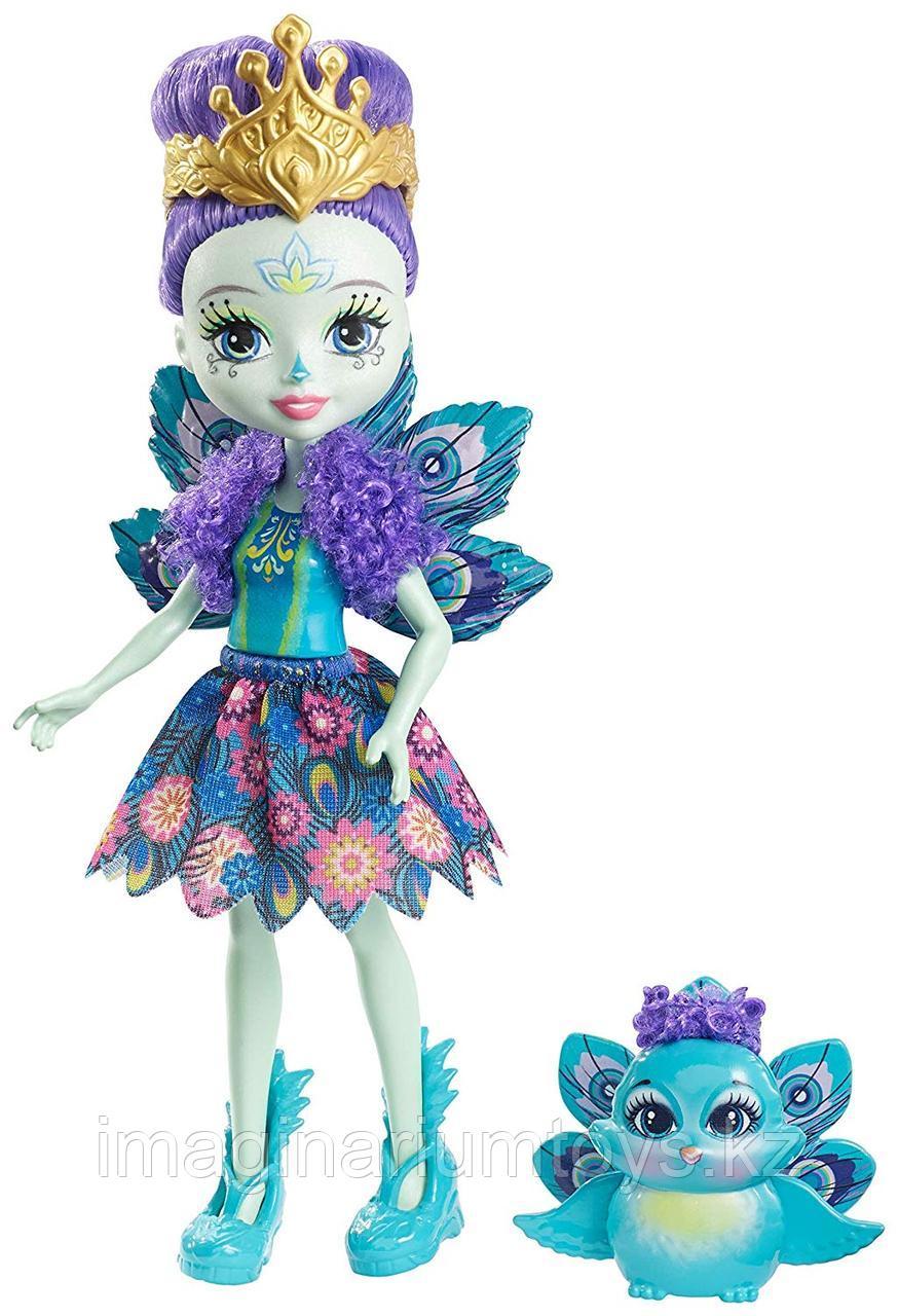Кукла Enchantimals Пэттер Павлина