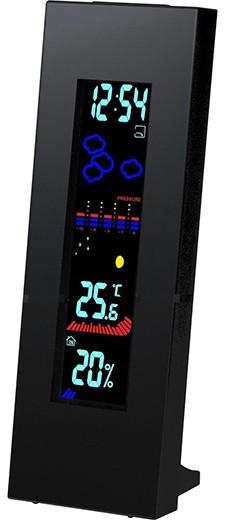 """Цифровая метеостанция """"UTV-66 Uniel"""" отличается ярким вакуумно-люминесцентным экраном"""