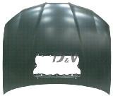 Капот турбо Forester 2009-2013