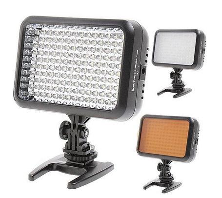 YN-1410 Накамерный LED прожектор фонарь, фото 2