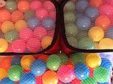 Шарики для сухого бассейна  - 50шт, 8см, фото 2
