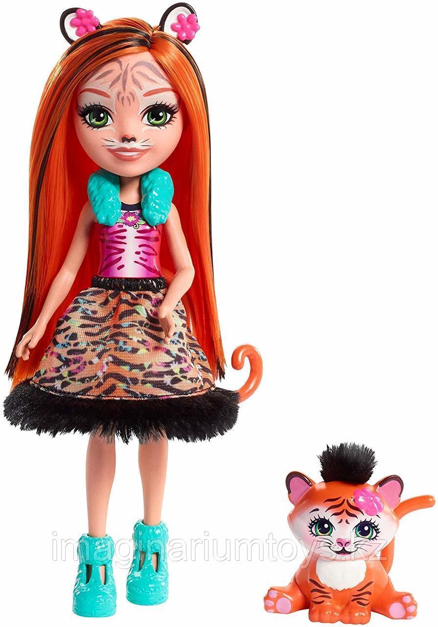 Кукла Enchantimals Танзи тигр