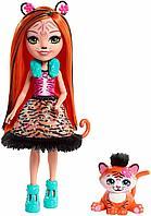 Кукла Enchantimals Танзи тигр, фото 1