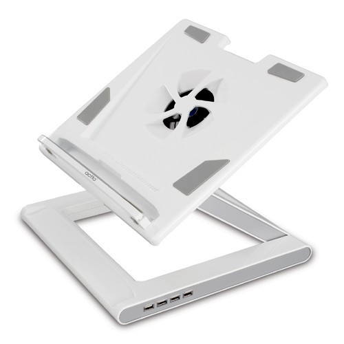 "Подставка для ноутбука ""SmartBird NBS-07WH"" белая"