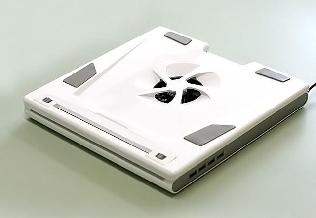 Кулер обеспечивает необходимое охлаждение ноутбуку во время работы