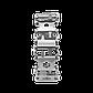 Мультитул браслет Leatherman Tread, Функционал: Для повседневного ношения, Кол-во функций: 29 в 1, Цвет: Сереб, фото 2