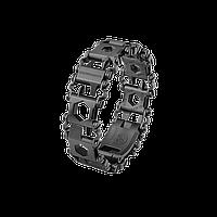 Мультитул браслет Leatherman Tread, Функционал: Для повседневного ношения, Кол-во функций: 29 в 1, Цвет: Чёрны