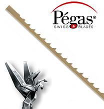 Пилки лобзиковые Pegas по дереву с пропусками между зубьями