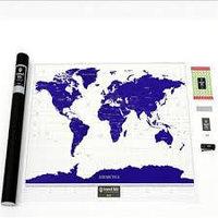 Light of nigt . Светящаяся карта мира