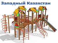 """Детский городок, паттерн """"Этник"""""""
