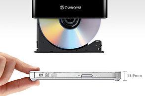Привод оптический Transcend TS8XDVDS-W белый, фото 2